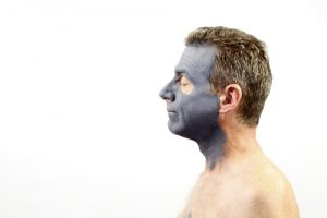 bentonite face mask image