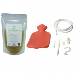 Image of Coffee Enema Kit Rubber by Love Thyself Australia