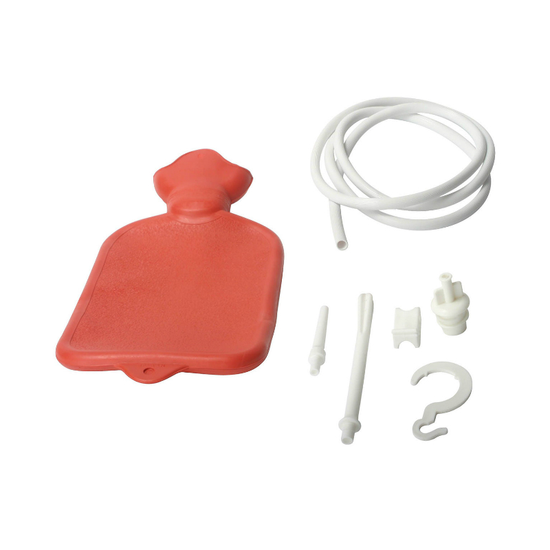 Image of Rubber Enema Kit (2 litre) by Love Thyself Australia