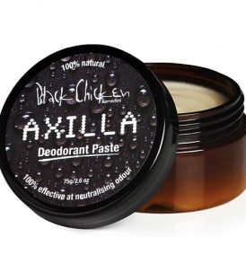 Black Chicken Remedies - Axilla Deodorant Paste 75g 01