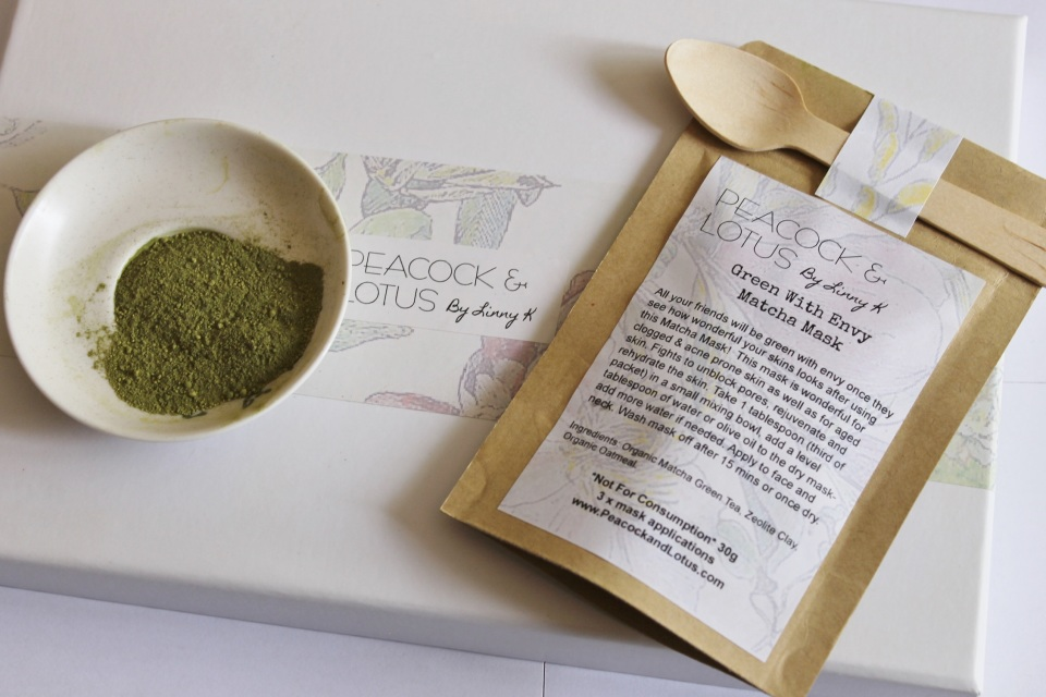 Image of Face Mask – Organic Matcha by Love Thyself AustraliaImage of Face Mask – Organic Matcha by Love Thyself Australia