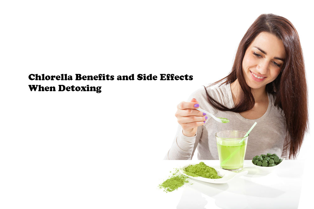 Chlorella Benefits and Side Effects When Detoxing image by love Thy Self