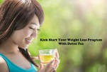 Kick Start Your Weight Loss Program With Detox Tea