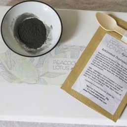 Image of Face Mask – Activated Charcoal by Love Thyself Australia