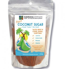 Image of Matakana – Coconut Sugar 250g by Love Thyself Australia