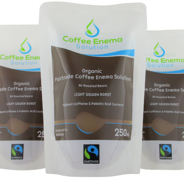 Image of Organic Coffee Enema Solution (7 days) by Love Thyself Australia
