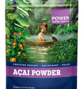 Image of Power Super Foods – Acai Berry Powder 100g by Love Thyself Australia