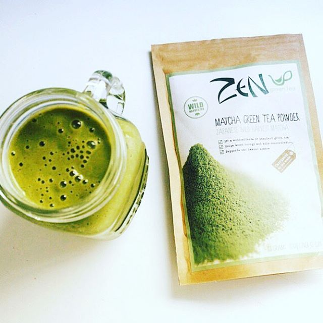 Zen Matcha Green Powder