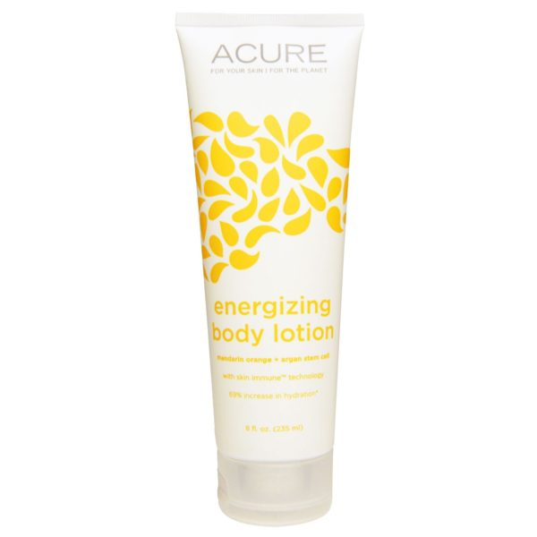 Image of Acure – Mandarin Body Lotion 235ml by Love Thyself Australia