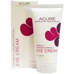 Image of Acure Eye Cream – Chlorella and Edelweiss 30ml by Love Thyself Australia