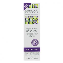 Andalou Naturals - Argan + Mint Lip Remedy 12ml 02