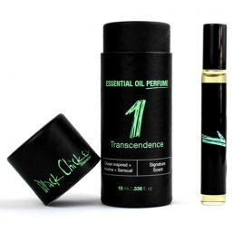 Black Chicken Remedies - Transcendence Perfume Roll On Oil 10ml 01