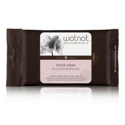 Wotnot Facial Wipes Normal Sensitive Skin