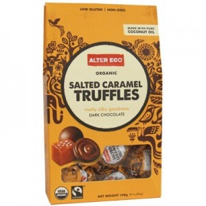 Image of Alter Eco Salted Caramel Truffles by Love Thyself Australia