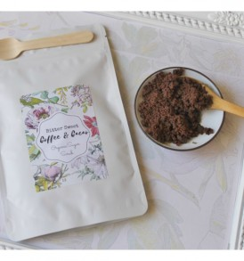 Image of Bitter Sweet Coffee & Cacao Sugar Body Scrub 150g by Love Thyself Australia