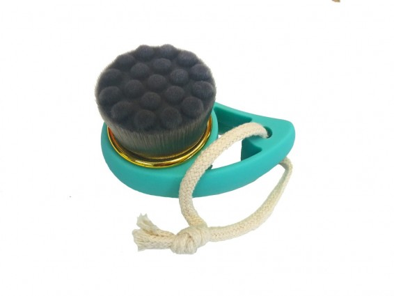 Image of Bamboo Charcoal Facial Brush by Love Thyself Australia