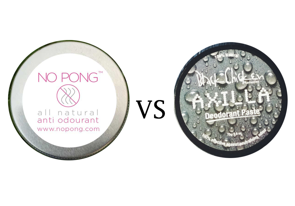 No Pong VS Black Chicken Remedies Axilla Natural Deodorant image by Love Thyself