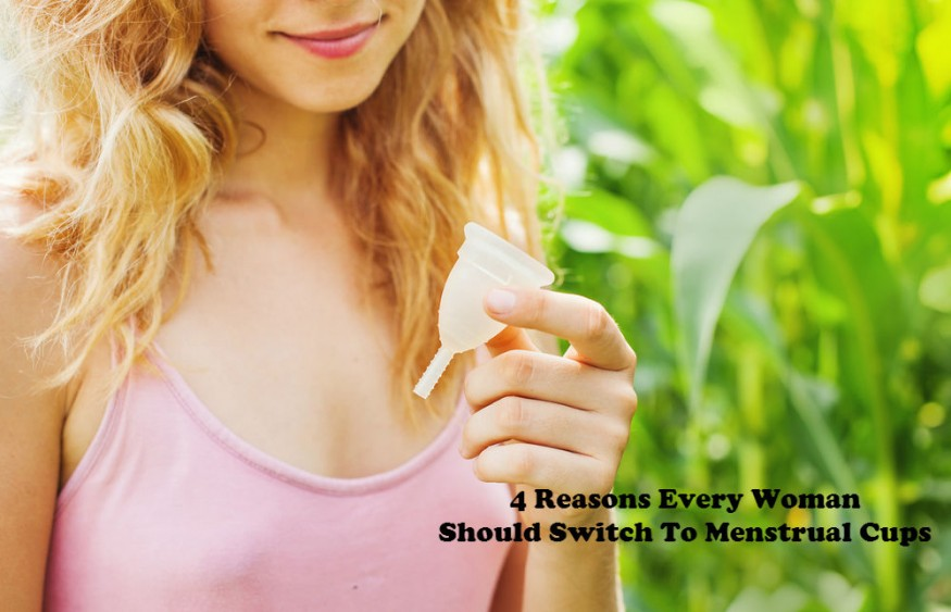 4 Reasons Every Woman Should To Switch To Menstrual Cups