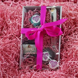 Activated Charcoal – Wrapped Gift Box