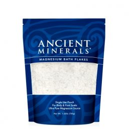 Ancient Minerals - Magnesium Bath Flakes 750g 01