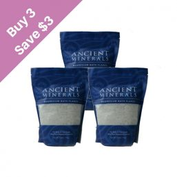 Ancient Minerals - Magnesium Bath Flakes 750g 02