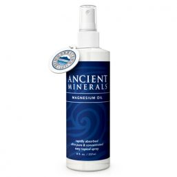 Ancient Minerals - Magnesium Oil 237ml 01
