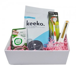 Image of Pearly Whites Gift Box (Gift Basket) by Love Thyself Australia