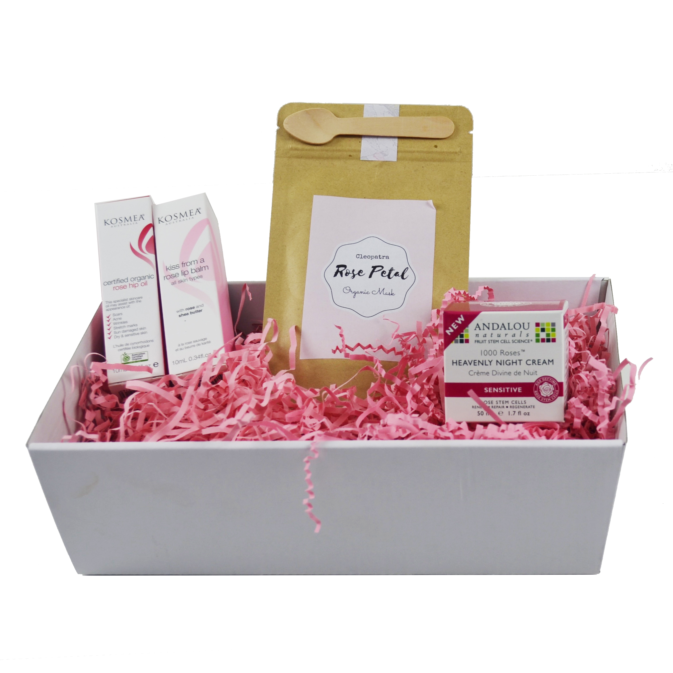 Image of Sweet Rose Pack - Gift Box by Love Thyself Australia