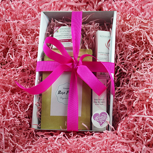 Sweet Rose Pack - Wrapped Gift Box