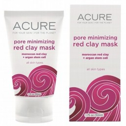 Image of Acure - Pore Minimising Red Clay Mask 50ml by Love Thyself Australia