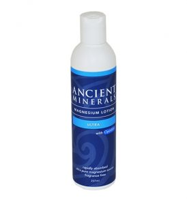 Ancient Minerals - Magnesium Lotion 237ml 01