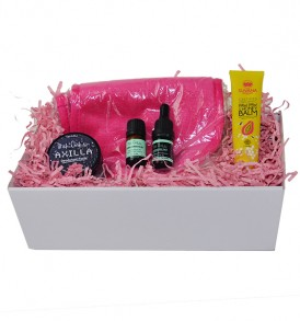 Image of Be Natural Set - Gift Box by Love Thyself Australia