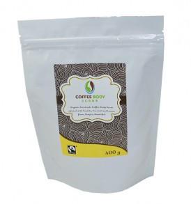 Image of Coffee Body Scrub 400g by Love Thyself Australia
