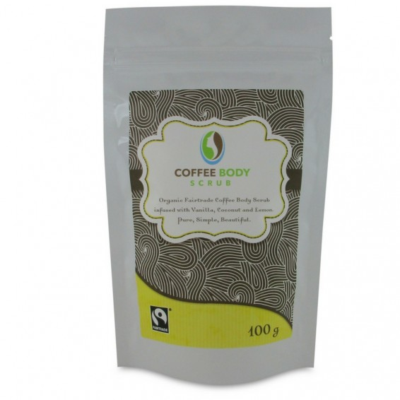Image of Coffee Body Scrub 100g by Love Thyself Australia