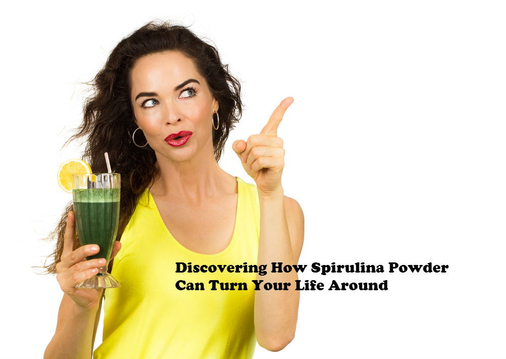 Discovering how Spirulina Powder can turn your life around image by Love Thy Self