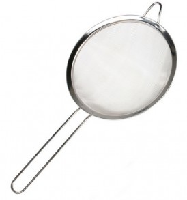 Image of Fine Mesh Stainless Steel Strainer by Love Thyself Australia