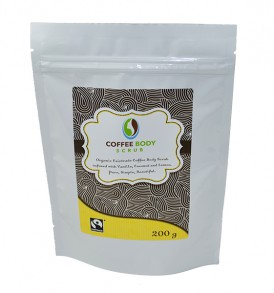 Image of Coffee Body Scrub 200g by Love Thyself Australia