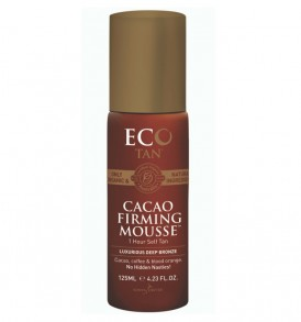 Image of ECO TAN Cacao Firming Mousse 125ml by Love Thyself Australia