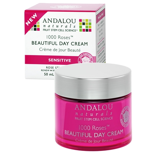 Andalou Naturals - Day Cream 50ml 01