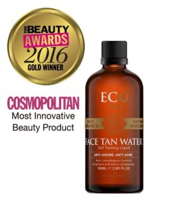 ECO Tan - Face Water 100ml 01
