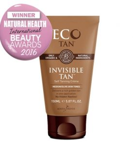ECO Tan - Invisible Tan 150ml 01