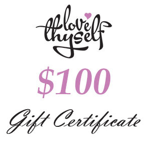 Image of $100 Gift Certificate by Love Thyself Australia