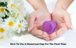 How to use a menstrual cup for the first time image by Love Thyself