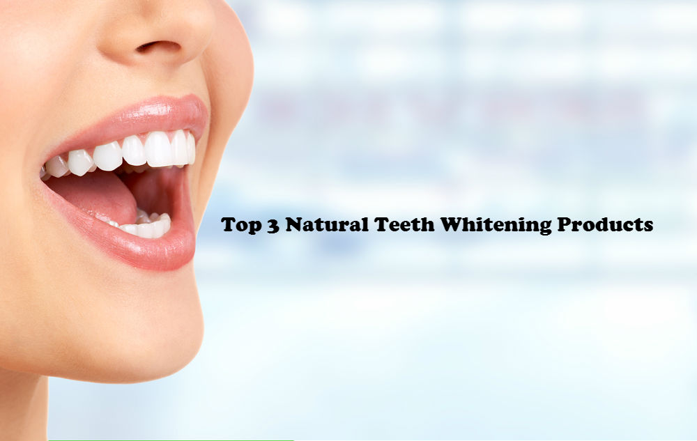Top 3 natural teeth whitening products image by love Thy Self