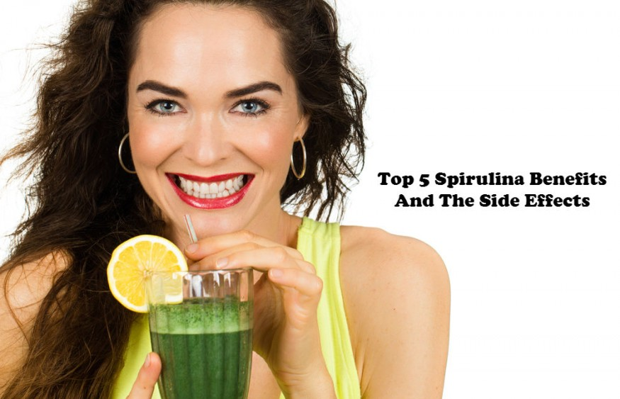 Top 5 Spirulina Benefits And The Side Effects
