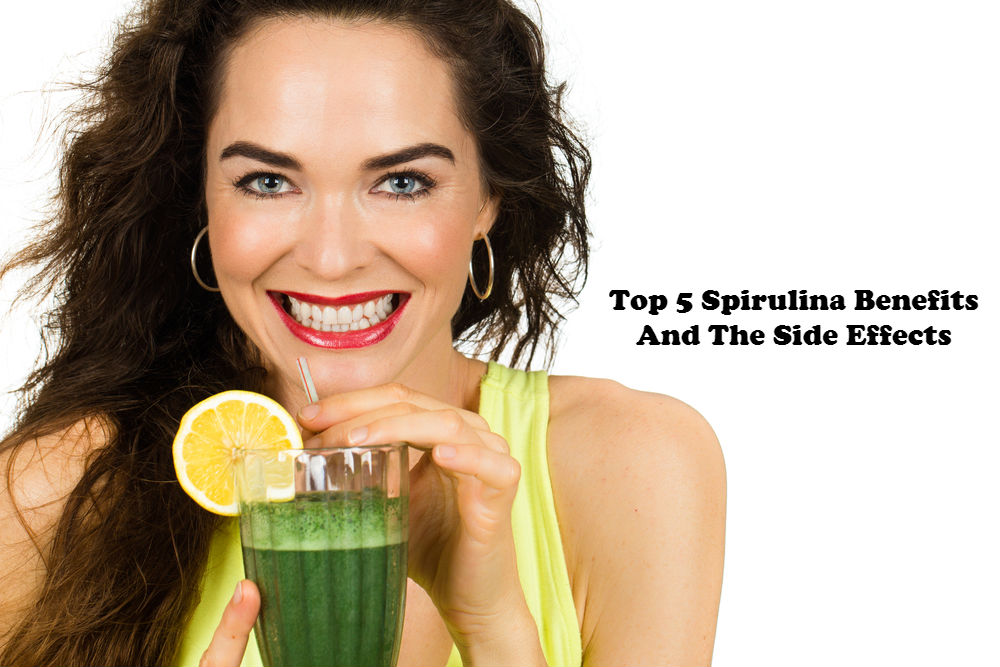 Top 5 spirulina benefits and the side effects image by Love Thyself