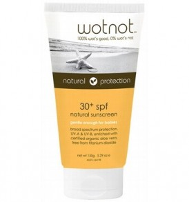 Image of Wotnot Natural Sunscreen SPF 30+ 150g by Love Thyself Australia