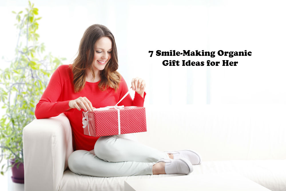 7 Smile-Making Organic Gift Ideas for Her image by Love Thyself Australia