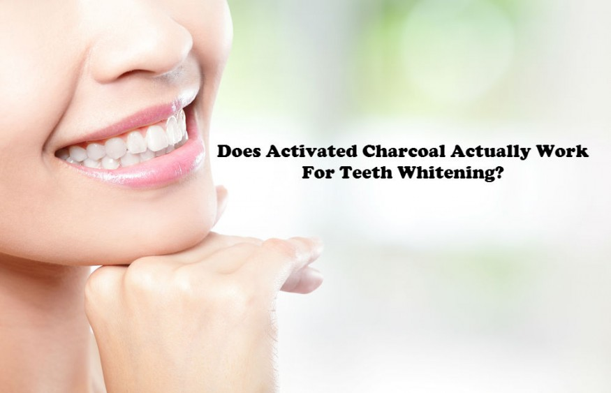 Does Activated Charcoal Actually Work For Teeth Whitening?