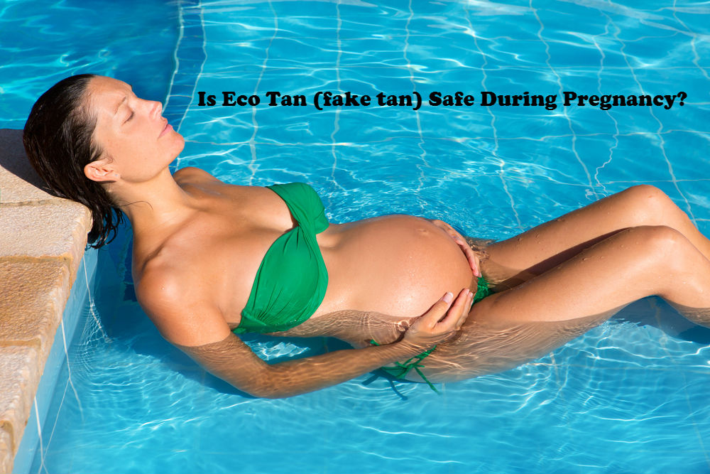 Is Eco Tan (fake tan) Safe During Pregnancy? image by Love Thyself Australia
